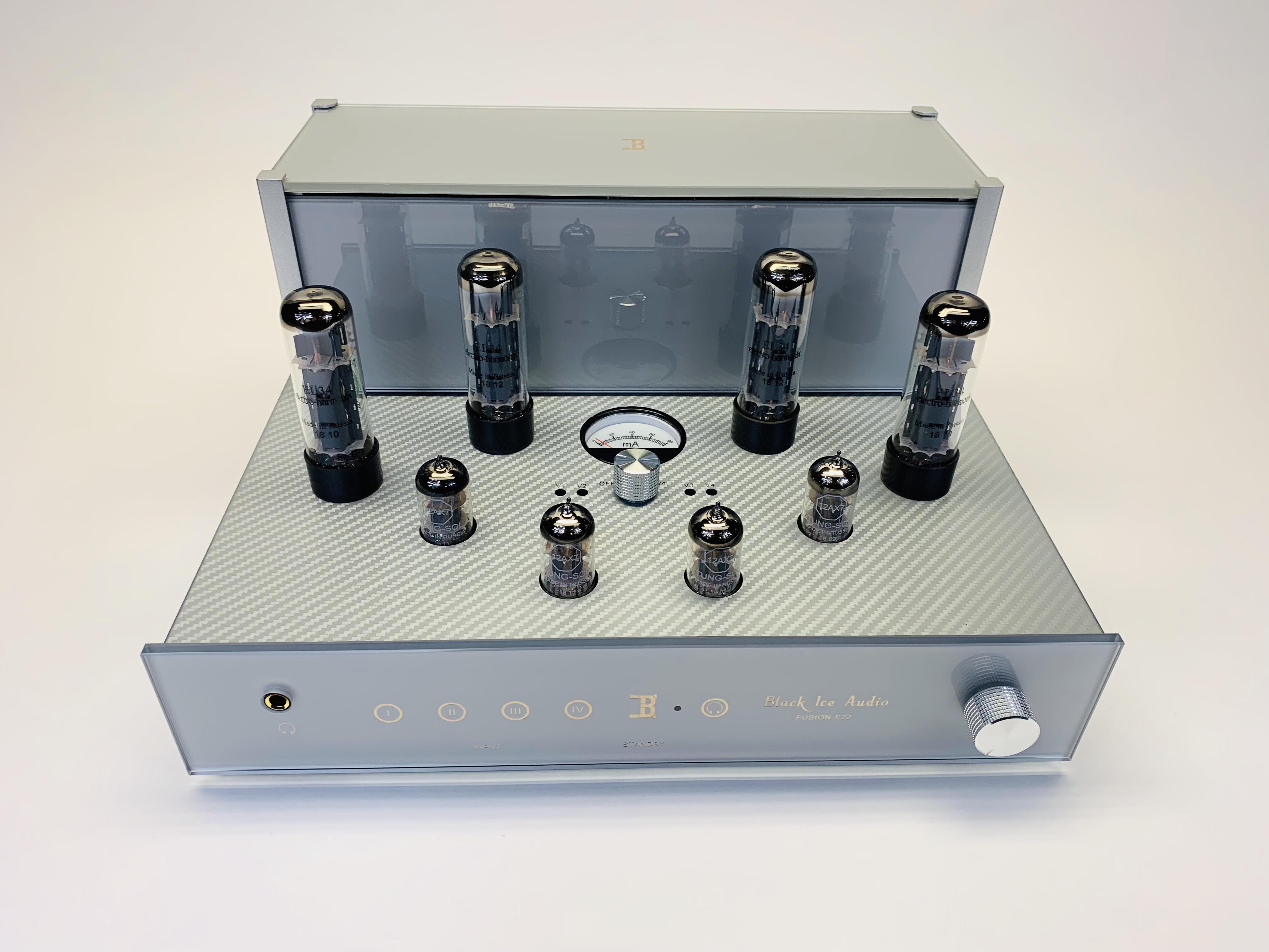 Black Ice Audio F22 Tube Integrated Amplifier