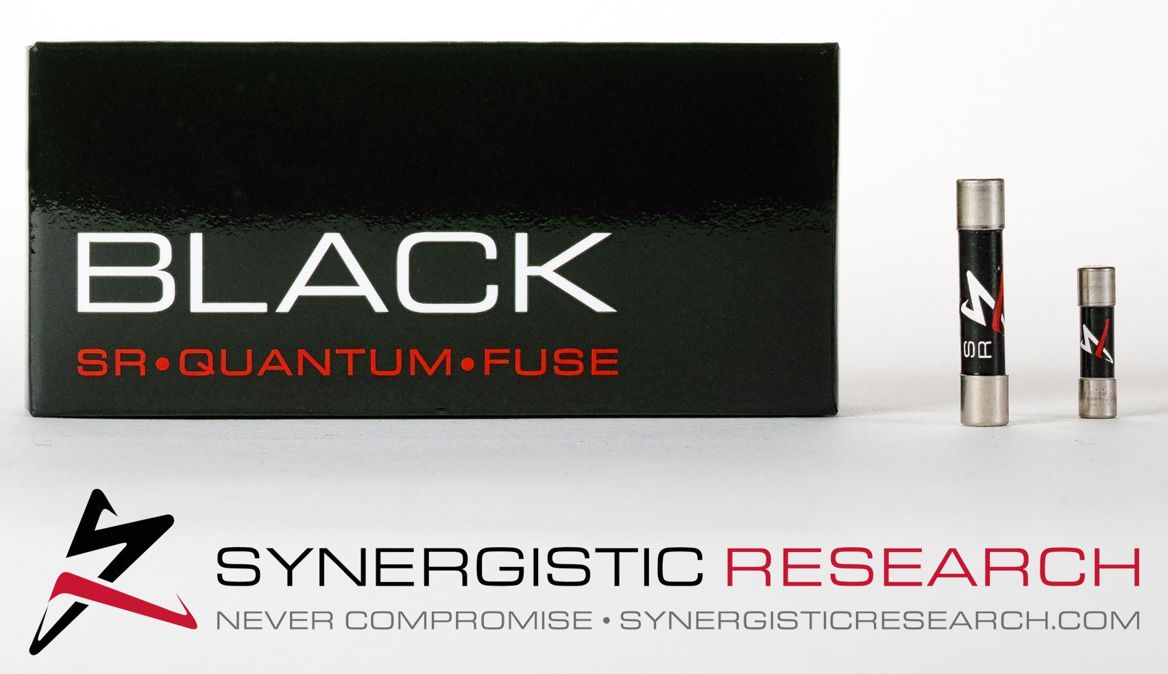 Synergistic Research SR Quantum Black Fuse, 1.6A, Large (6.3mm)
