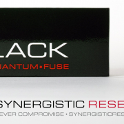 Synergistic Research SR Quantum Black Fuse, 1.6A, Large (6.3mm)