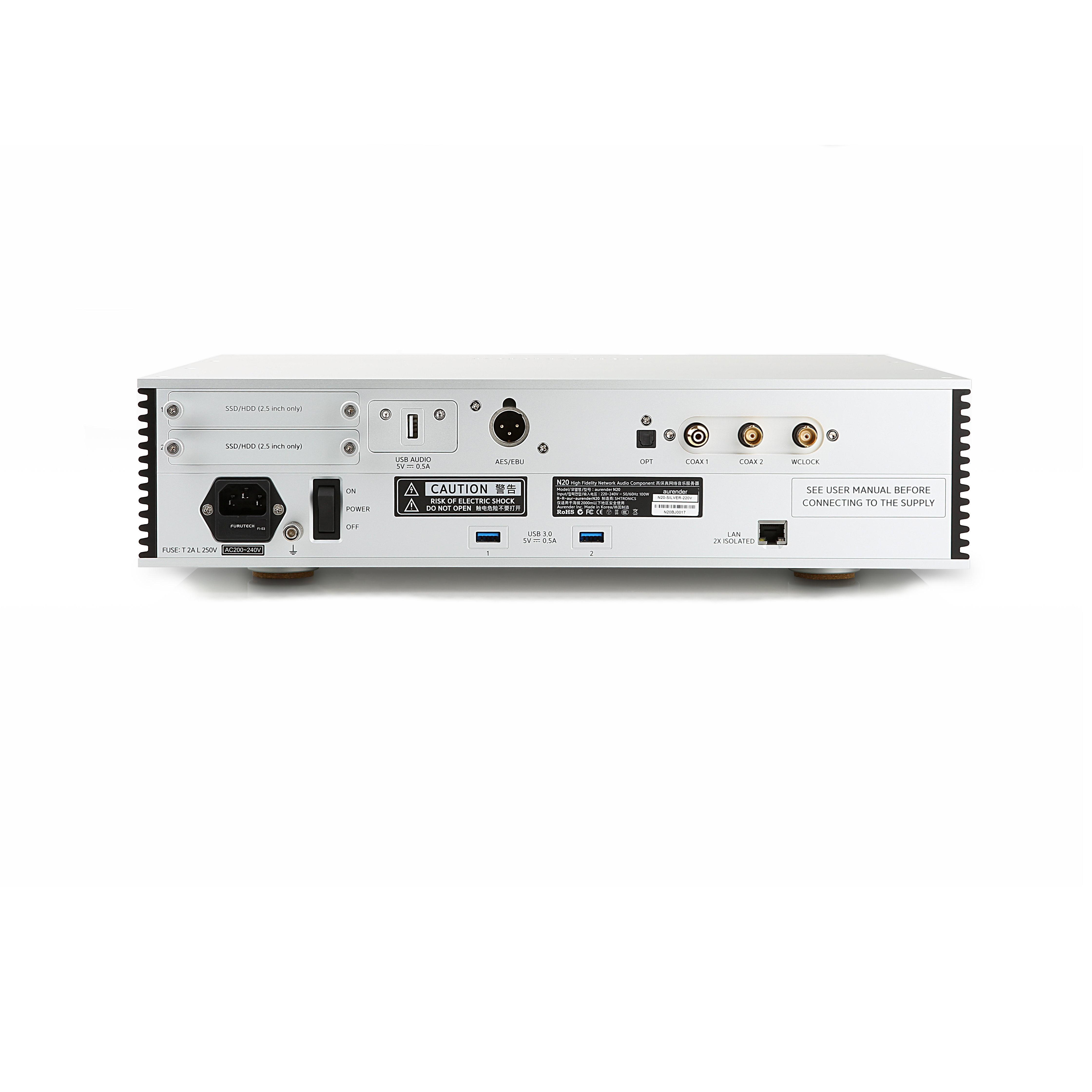 Aurender N20 Server Streamer