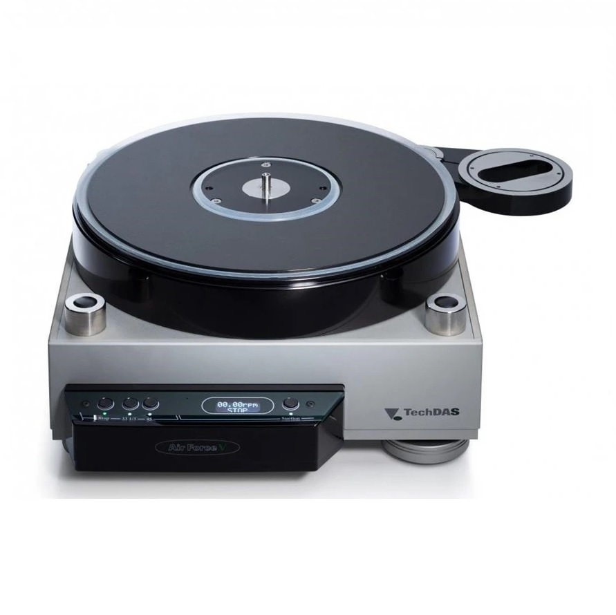 TechDAS Air Force Five Premium Turntable