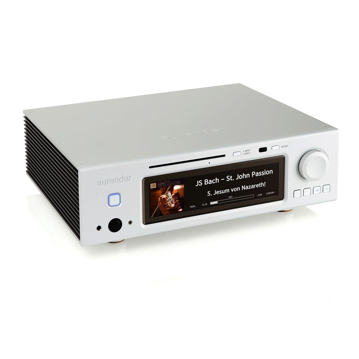 Aurender A30 Caching Music Server/Streamer/Ripper/Full MQA Decoder DAC