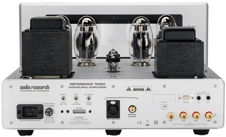 Audio Research Reference 160M Mono Amplifier