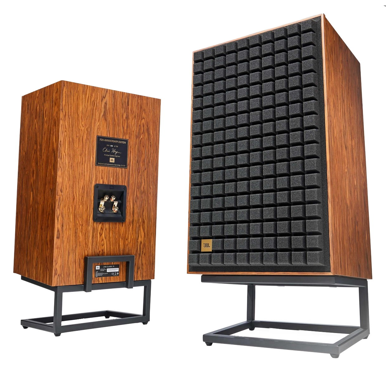 JBL L100 Classic 75 Limited Edition Loudspeakers