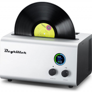 Degritter Ultrasonic Record-Cleaning Machine