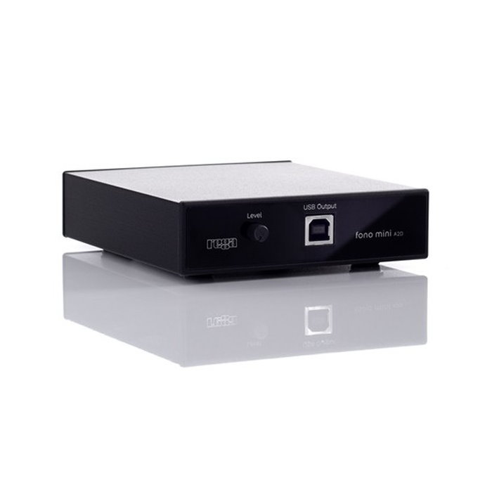 Rega Fono Mini A2D Mk 2 Phono Preamp with USB Output