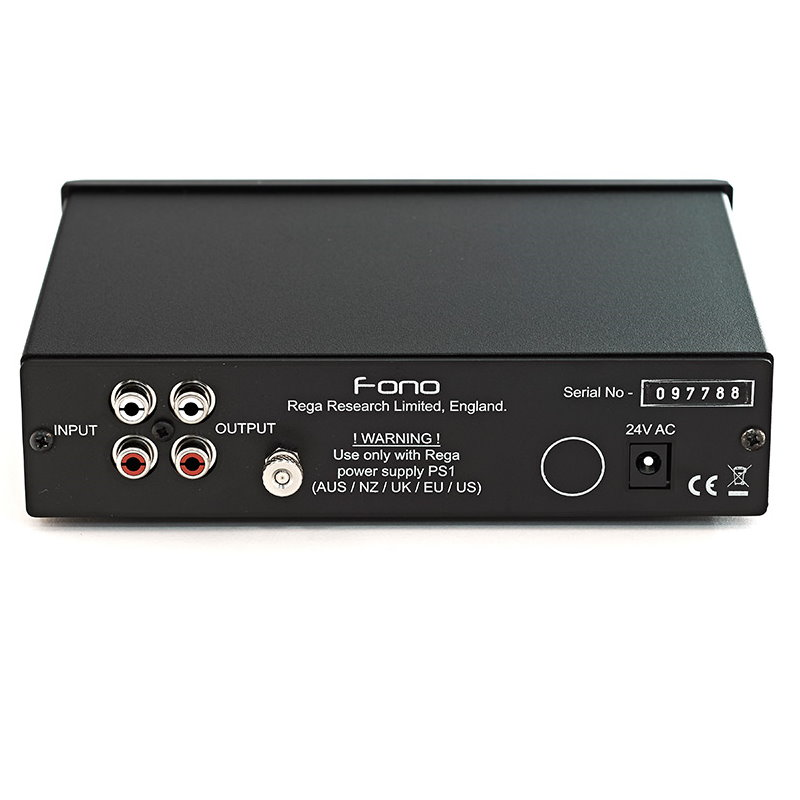 Rega Fono MM Phono Preamplifier for MM Cartridges