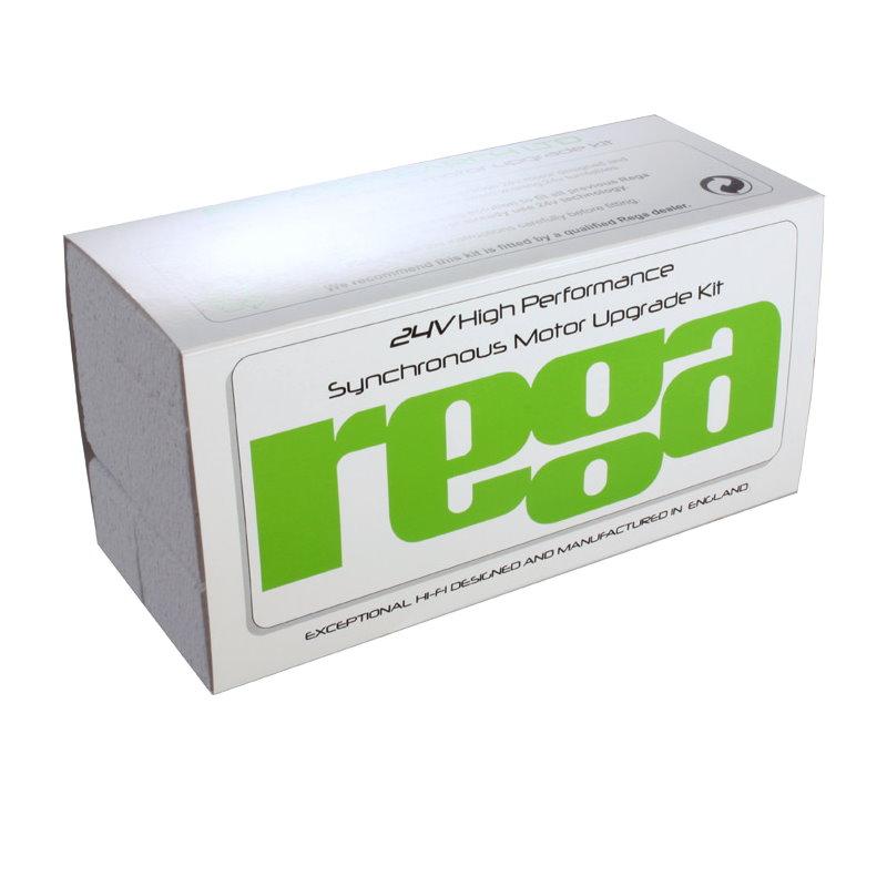 Rega 24 Volt Motor Upgrade Kit