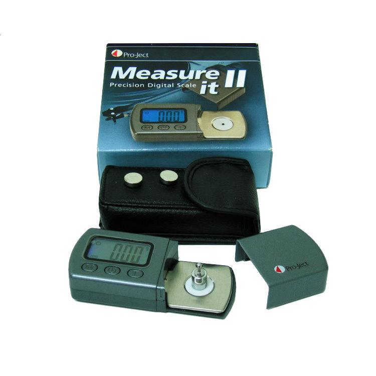 Pro-Ject Measure It Electronic Stylus Force Gauge