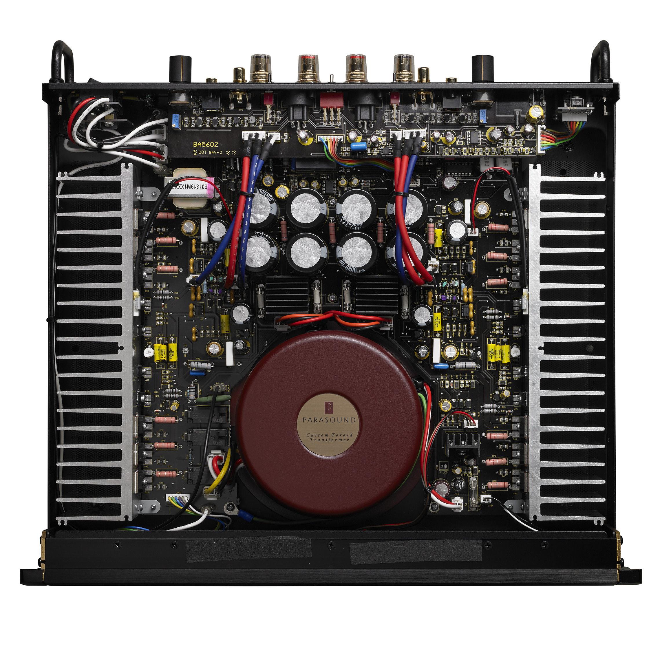 Parasound Halo A 23+ Power Amplifier