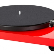 Music Hall mmf 2.3LE Turntable (Gloss Ferrari Red) with Music Hall Cartridge