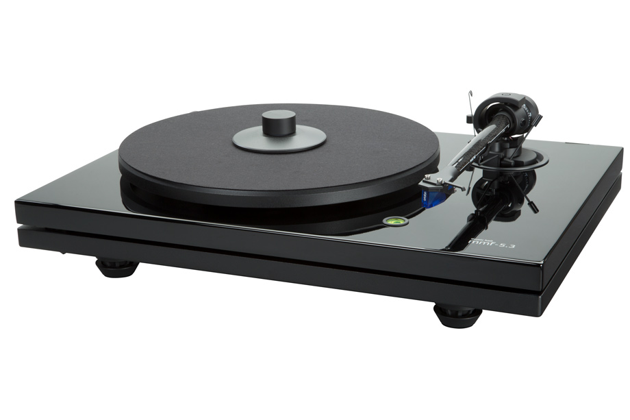 Music Hall mmf5.3 Turntable with Ortofon 2M Blue