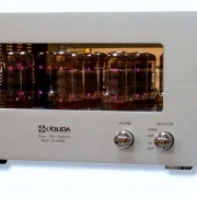 Jolida JD-1000BRC Full Tube Power Amplifier