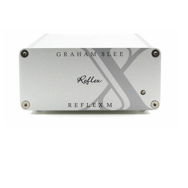 Graham Slee Reflex M Phono Preamplifier with PSU1 Power Supply