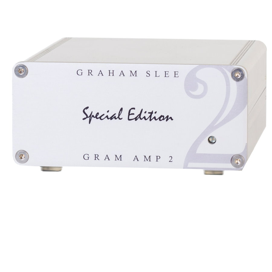 Graham Slee Gram Amp 2 SE Phono Preamplifier with PS Power Supply
