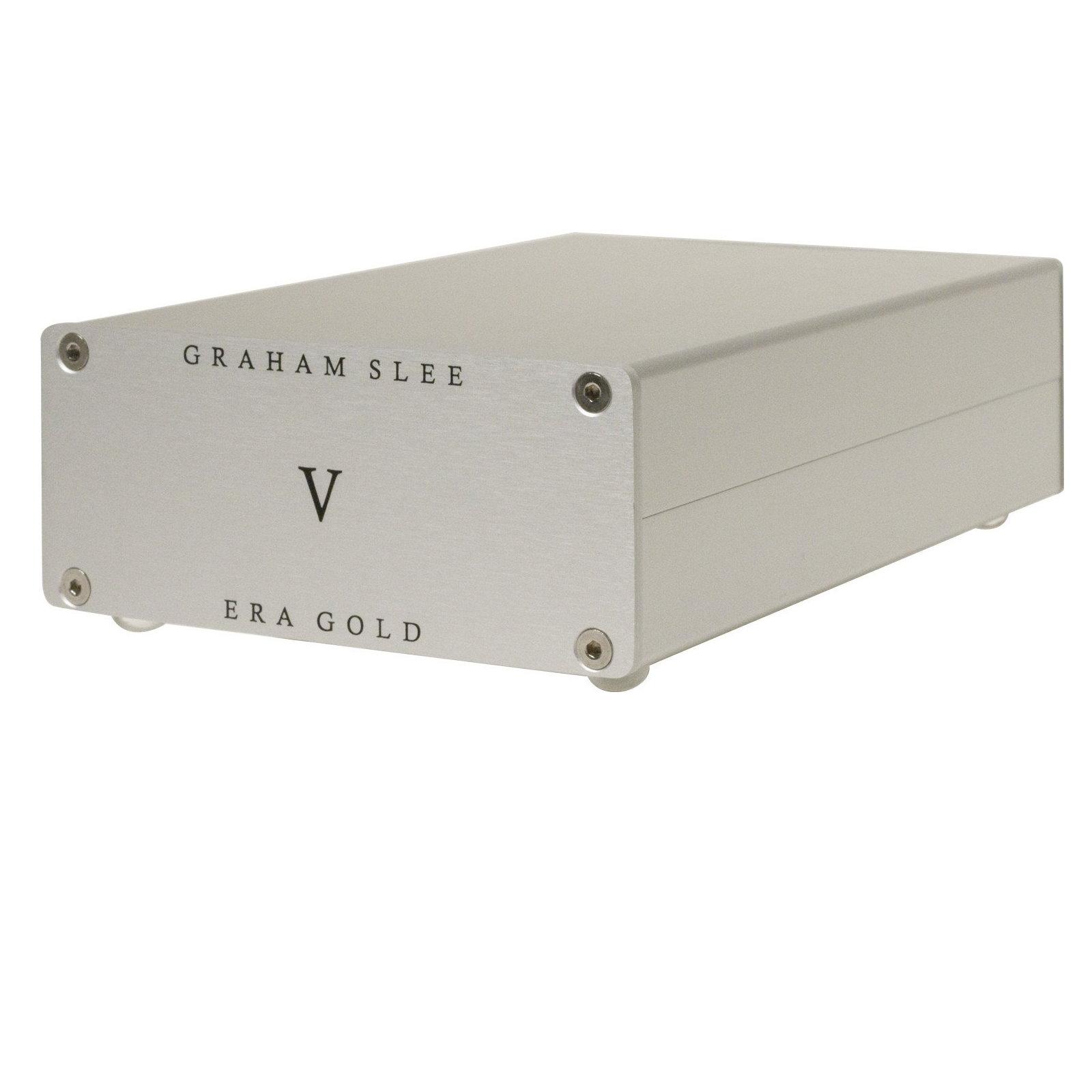 Graham Slee ERA Gold MK V Phono Preamplifier with PSU1 Power Supply