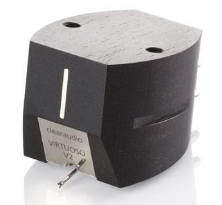 Clearaudio Virtuoso v2 Ebony MM Cartridge