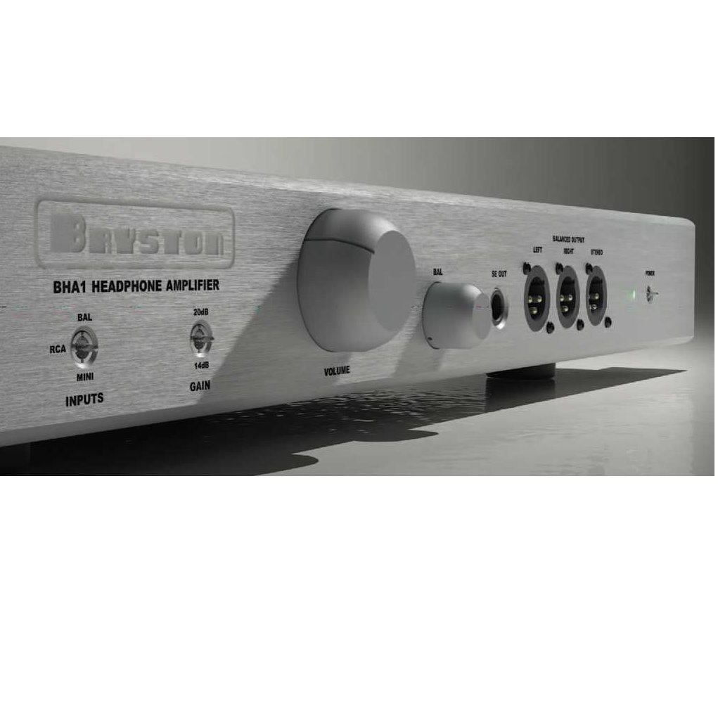 Bryston BHA-1 Headphone Amplifier