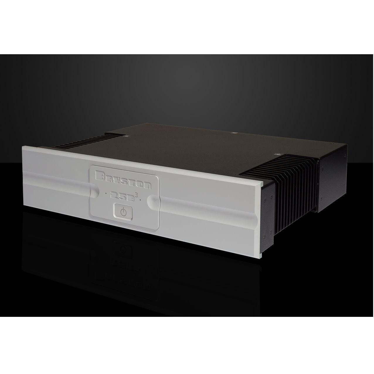 bryston 2 5b cubed stereo power amplifier galen carol audio galen carol audio. Black Bedroom Furniture Sets. Home Design Ideas