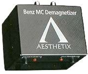 Benz/Aesthetix Cartridge Demagnetizer for Moving Coil Cartridges