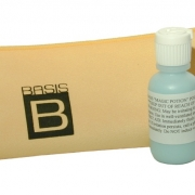 Basis Golden Touch Polishing Cloth and Magic Potion Polishing Liquid