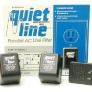 Audio Prism Quiet Line Parallel AC Line Filters