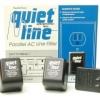 Audio Prism Quiet Line Parallel AC Line Filters