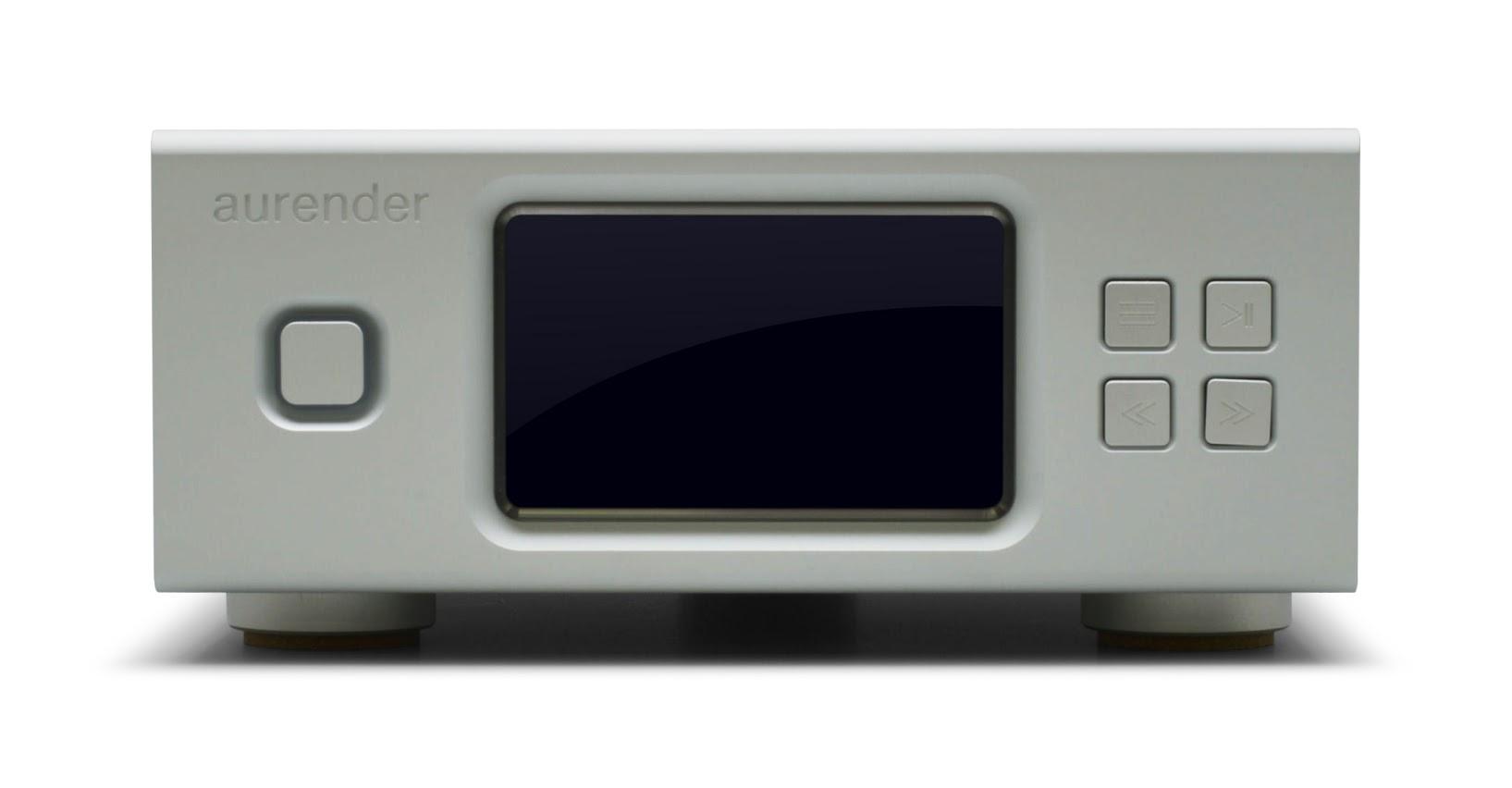Aurender X100 Series Music Servers