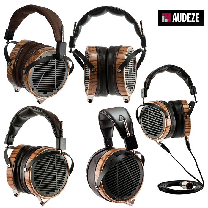 Audeze LCD-3 Planar Magnetic Headphones with Fazor Technology