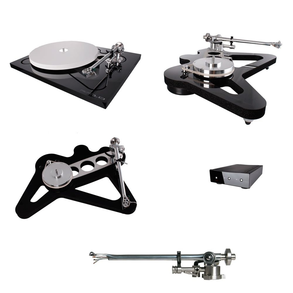 Rega RP10 Turntable with RB2000 Tonearm