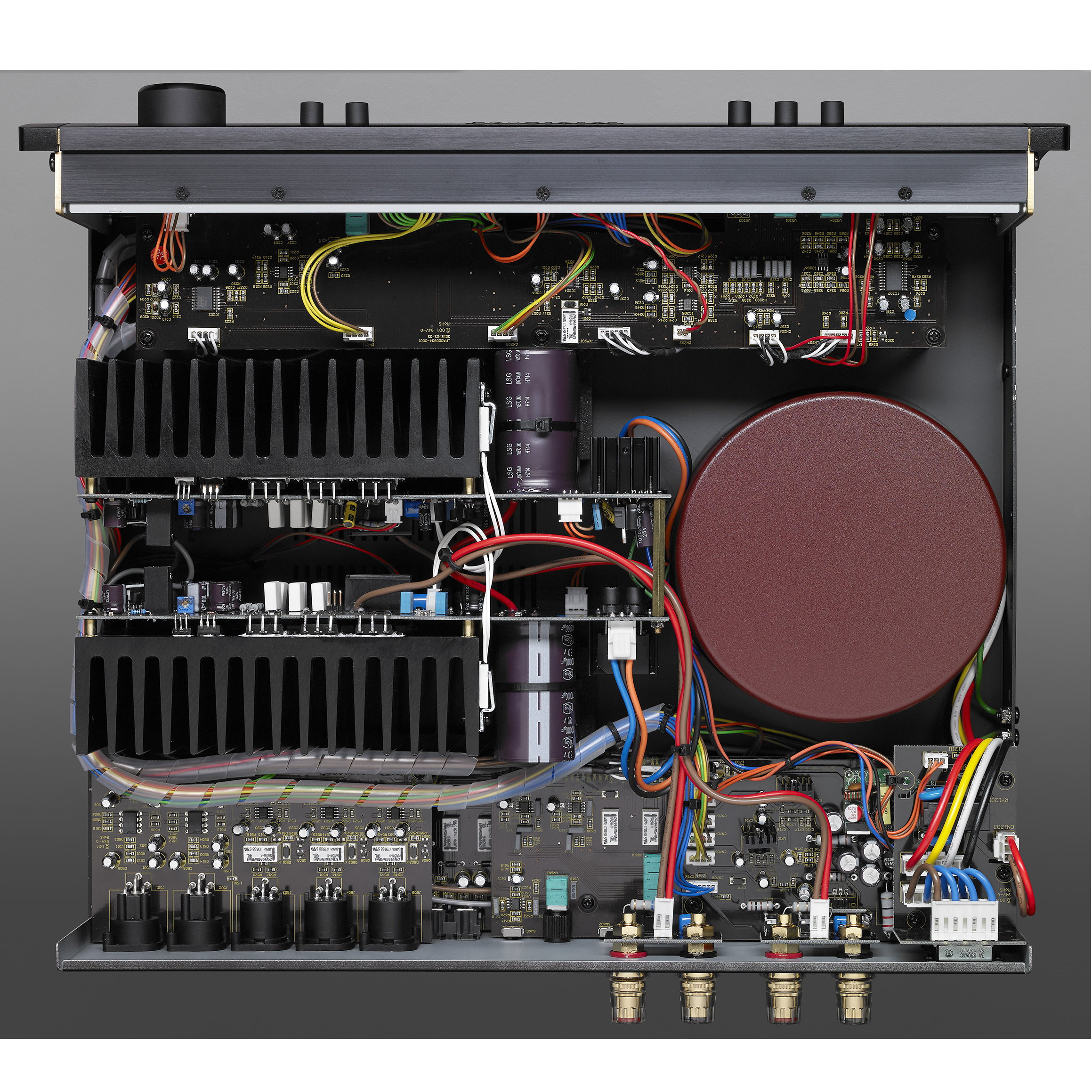 Parasound Halo HINT 6 Integrated Amplifier with DAC