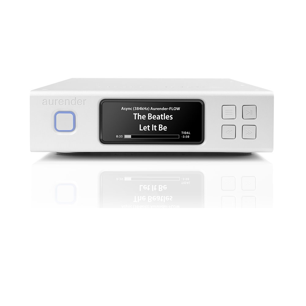 Aurender N100H Caching Network Music Player, 2TB