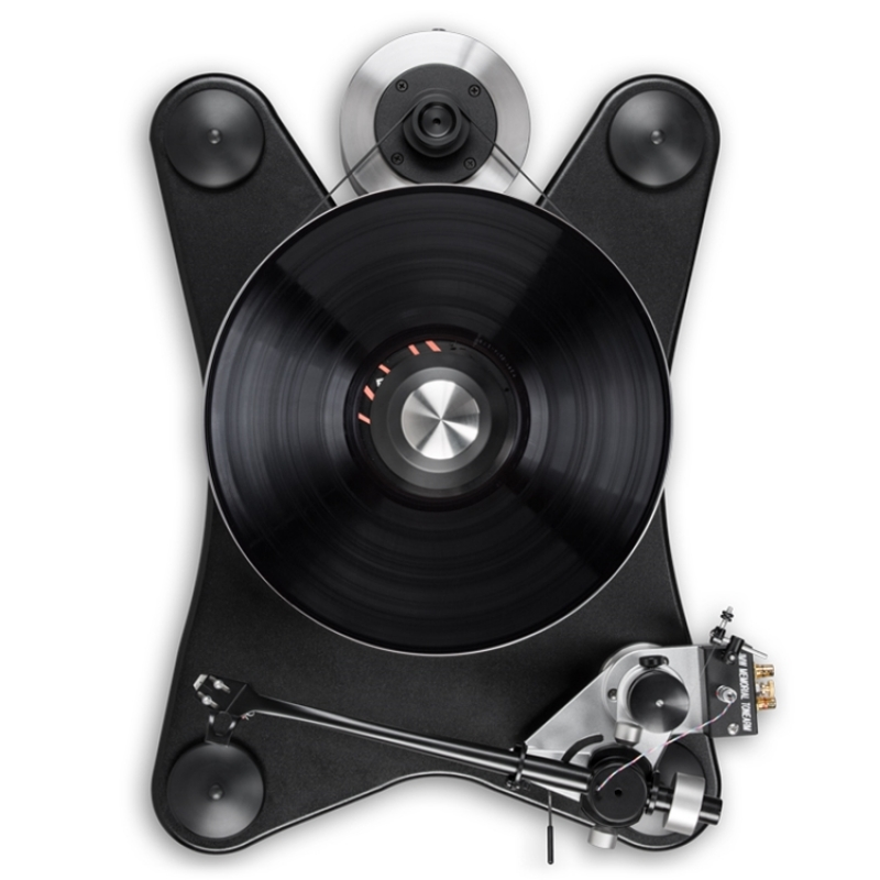 """VPI Prime Turntable with 10"""" 3D Printed Tonearm"""