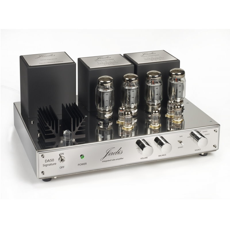 Jadis DA50S Pure Class A Tube Integrated Amplifier