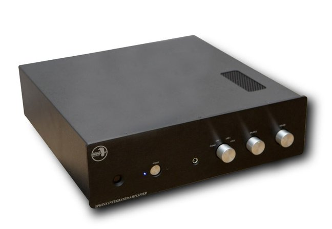 Rogue Audio Sphinx v3 Tube Hybrid Integrated Amplifier
