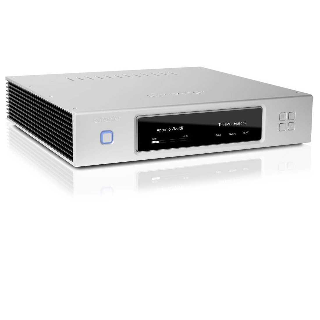 Aurender N10 Caching Music Server with 4TB or 8TB of Internal Storage