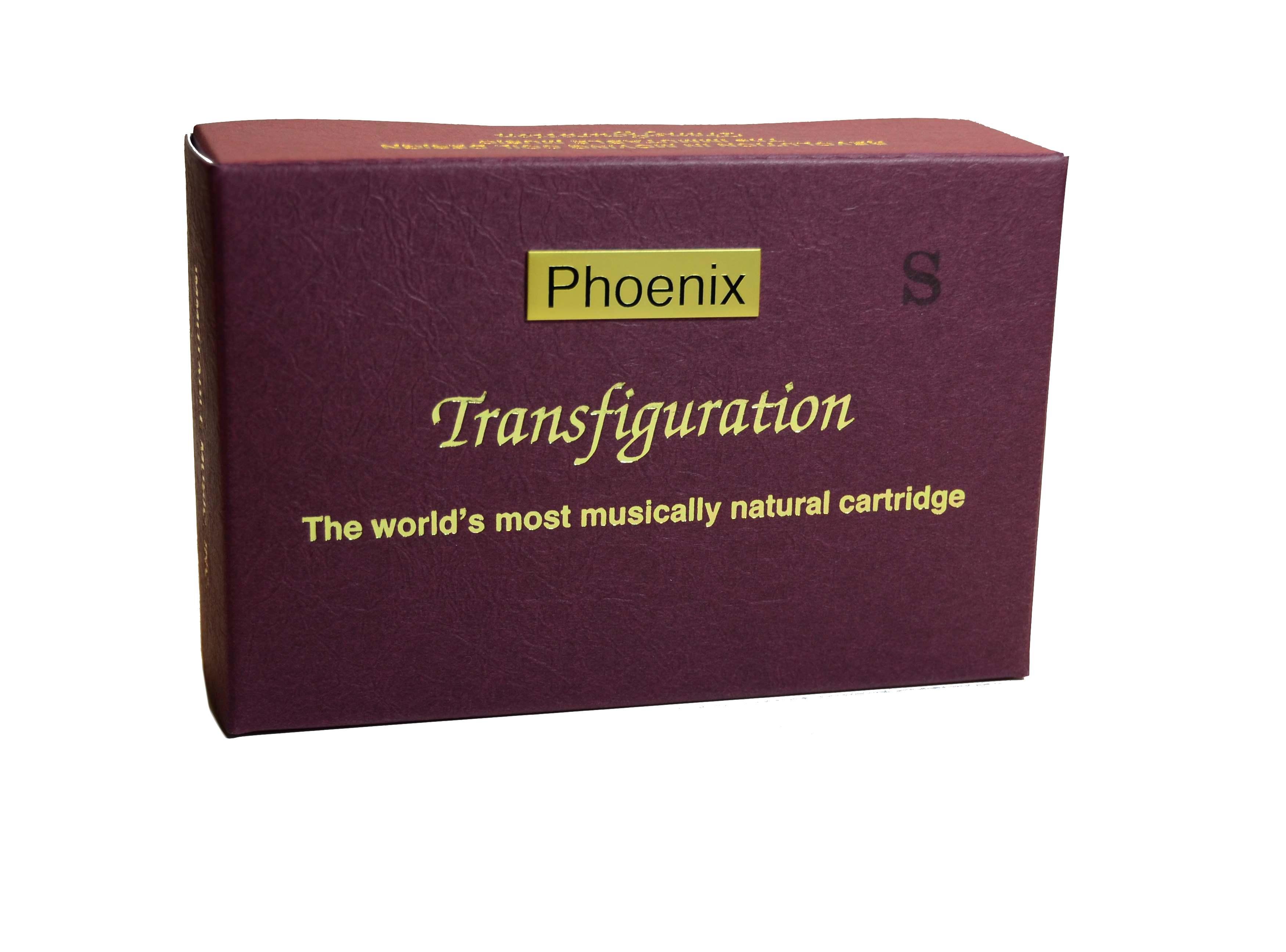 Transfiguration Phoenix Moving Coil Phono Cartridge