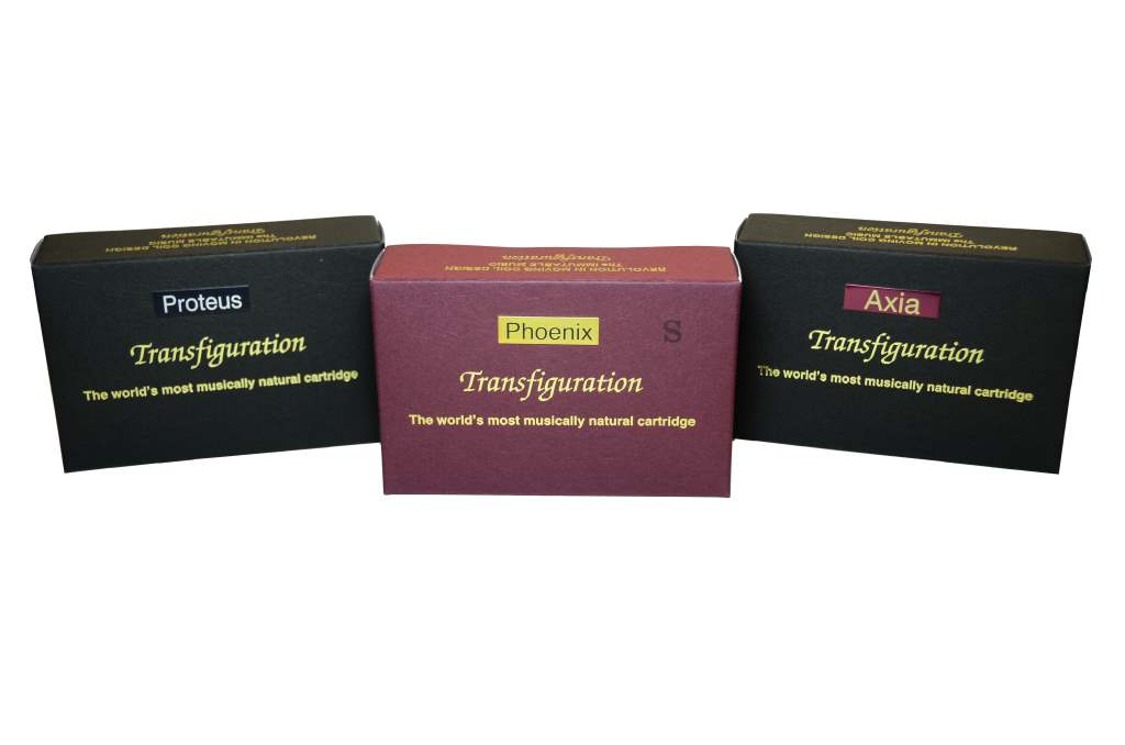 Transfiguration Axia Moving Coil Phono Cartridge