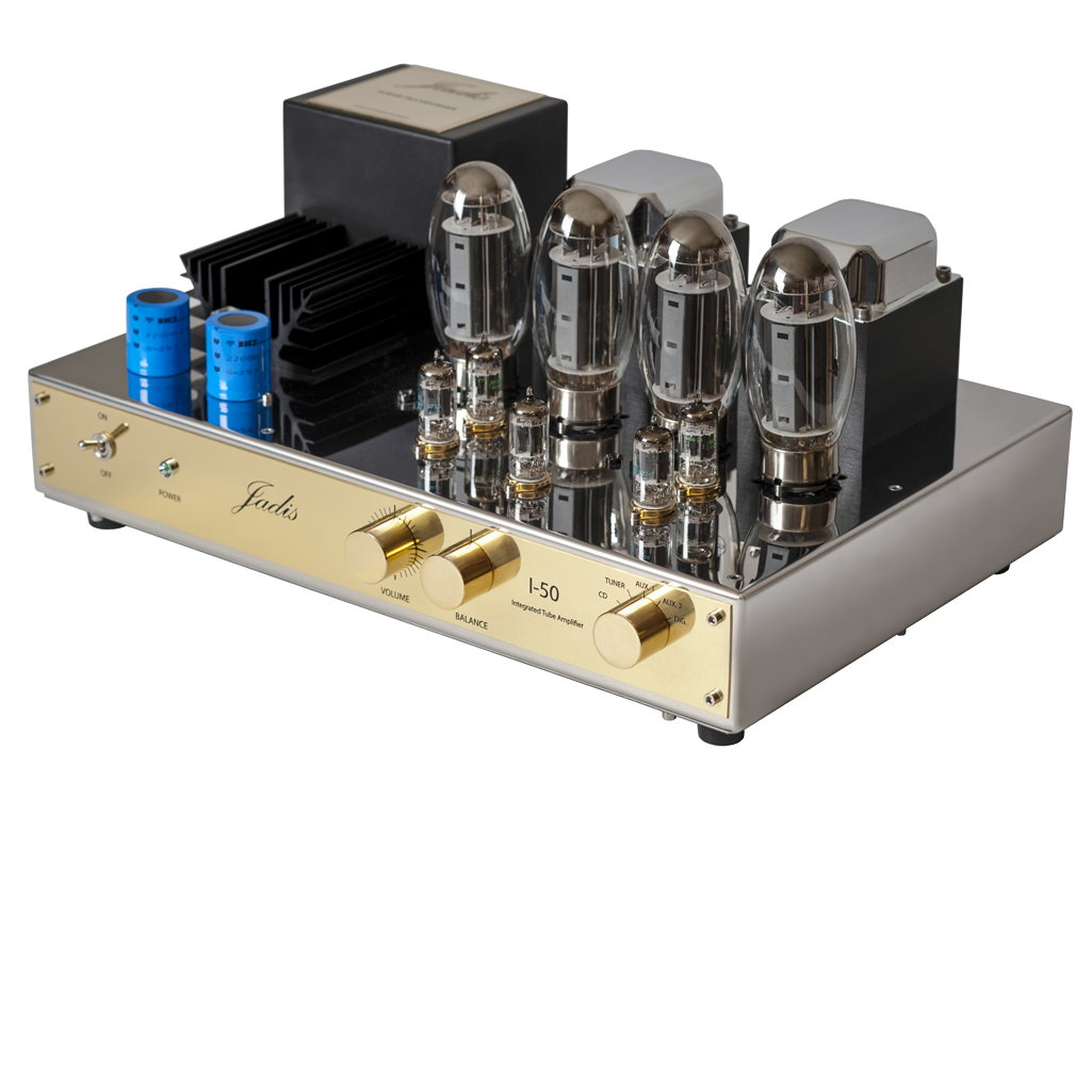 Jadis I50 Class A Tube Integrated Amplifier