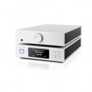 Aurender N-PAC - N100 Music Server and X725 Amplifier Combo