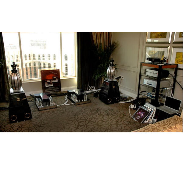 Convergent Audio Technology JL-5 Black Path Edition Stereo Tube Power Amplifier