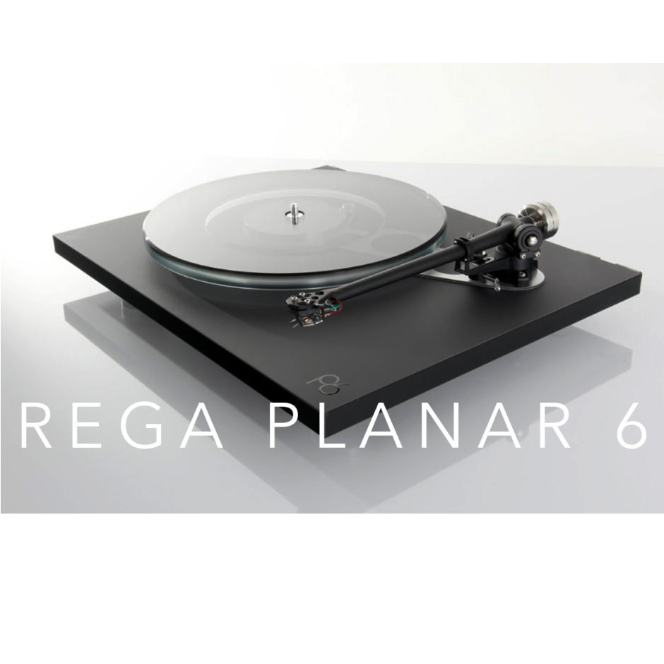 Rega Planar 6 with Neo Power Supply