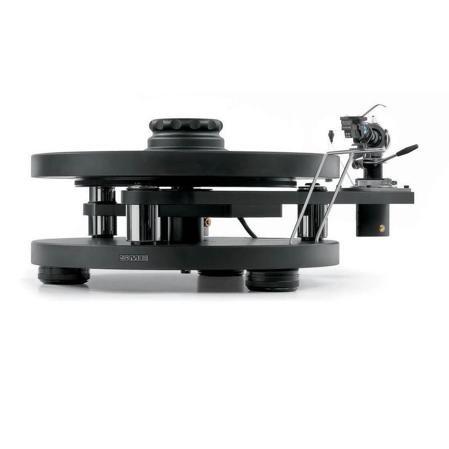 SME Model 10 Turntable and Tonearm Options