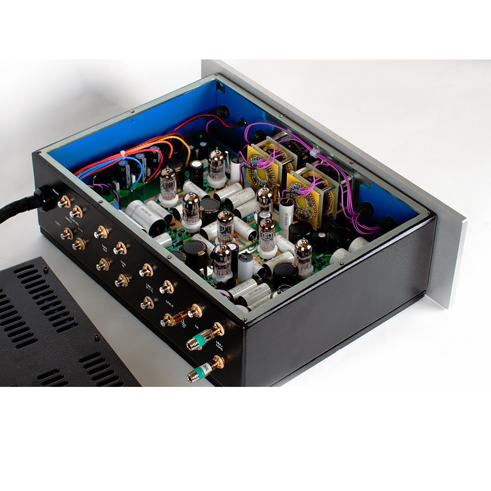 Convergent Audio Technology Legend Black Path Edition Tube Preamplifier