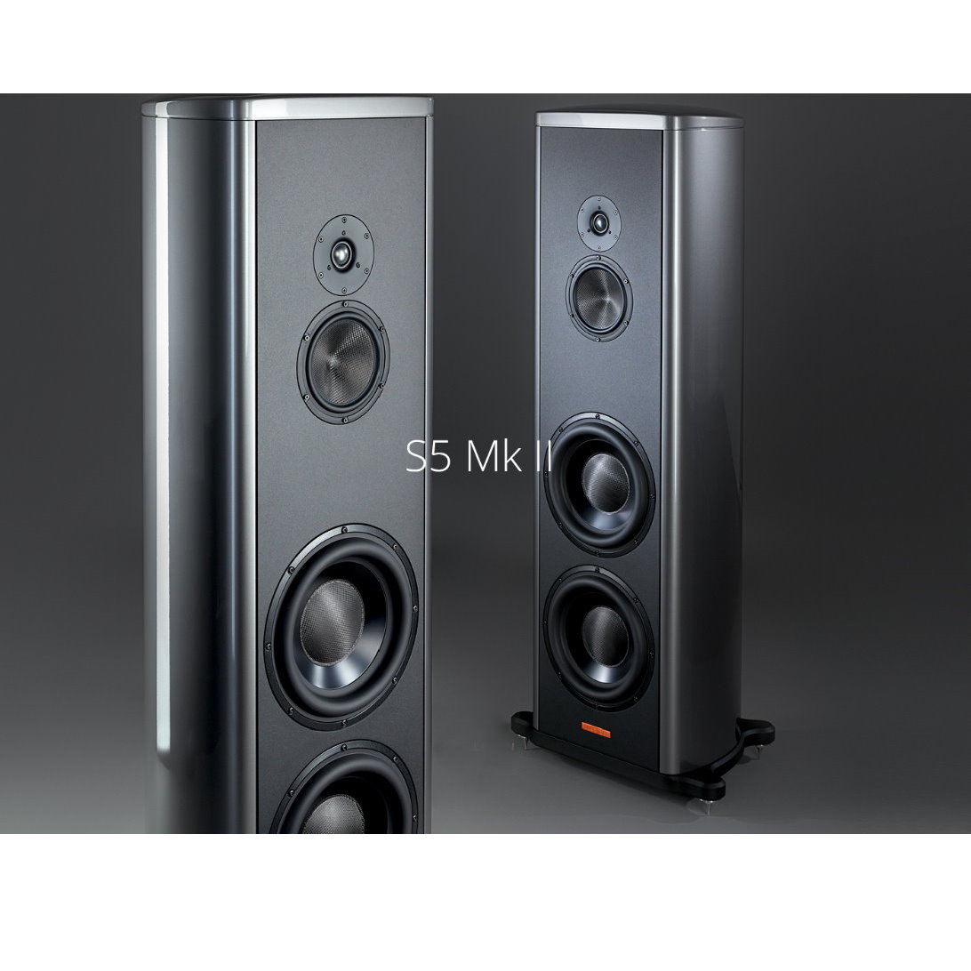 MAGICO S5 Mk II Reference Level Loudspeakers