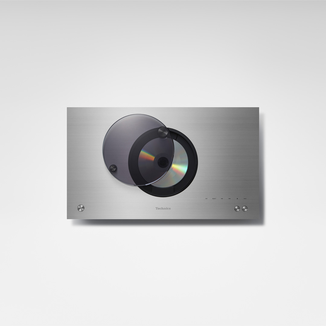 Technics SC-C70 Ottava F Premium All-in-One Music System