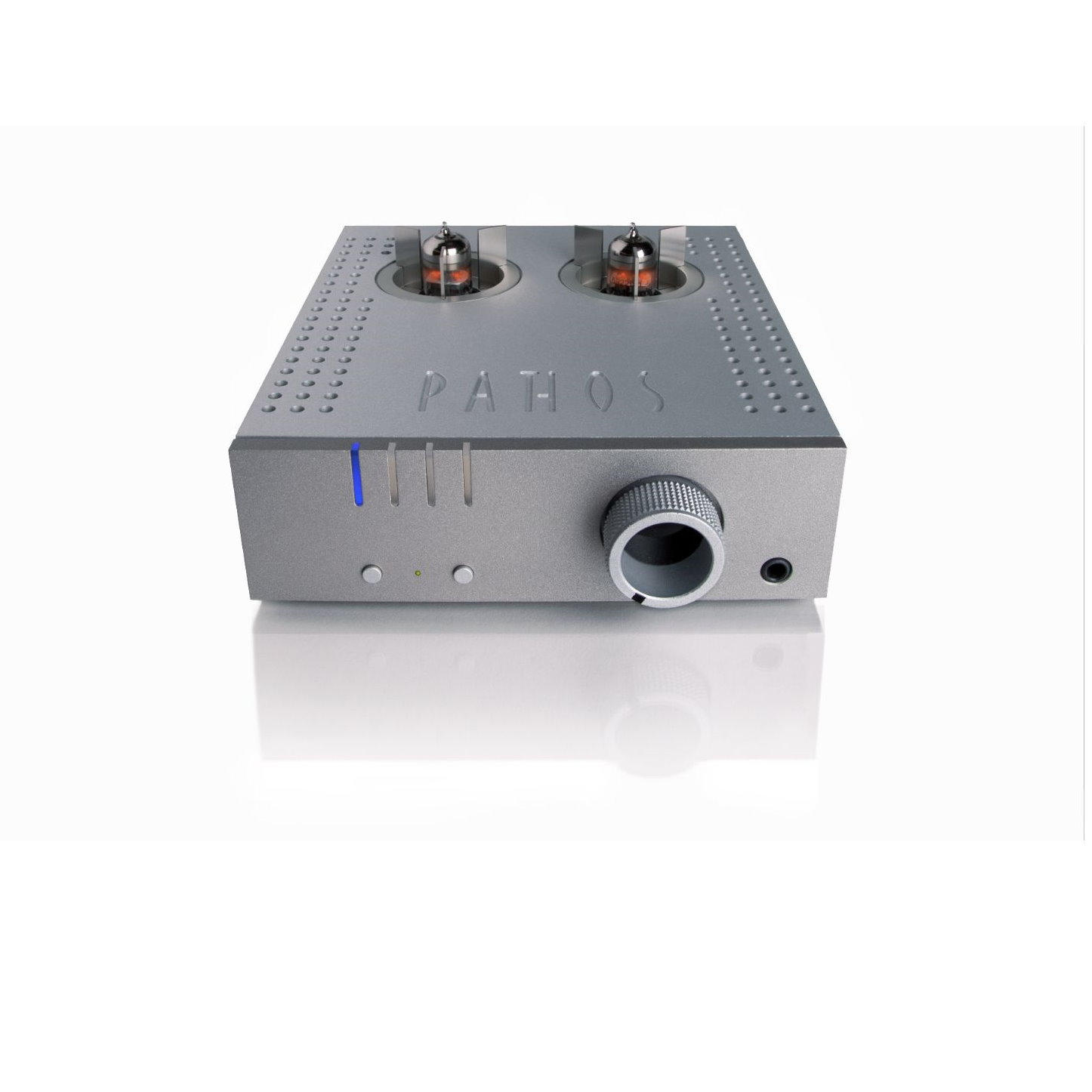 Pathos Aurium Tube Hybrid Class A Headphone Amplifier Galen Carol Audio Enhancement For Analog