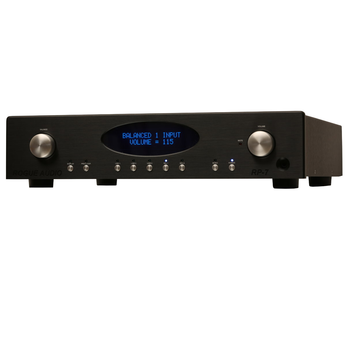 Rogue Audio RP-7 Tube Preamplifier