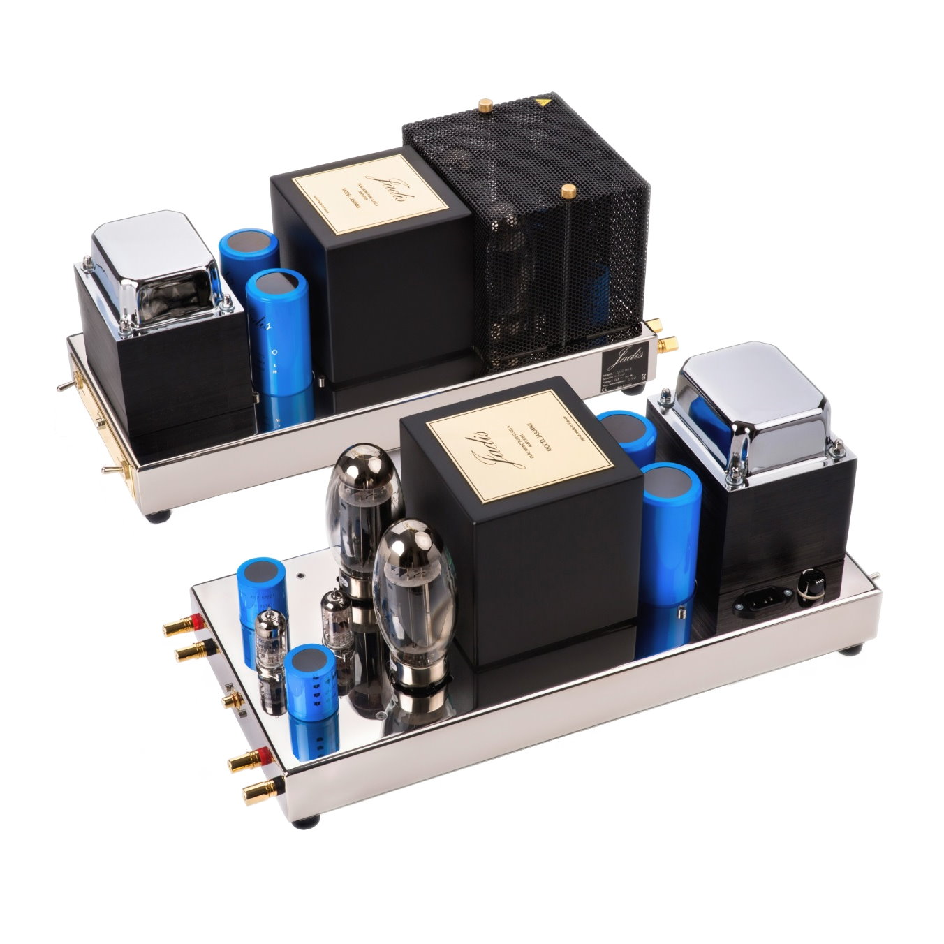 Jadis Ja30 Mk Ii Tube Monoblock Power Amplifiers Galen Carol Audio High Quality Amplifier