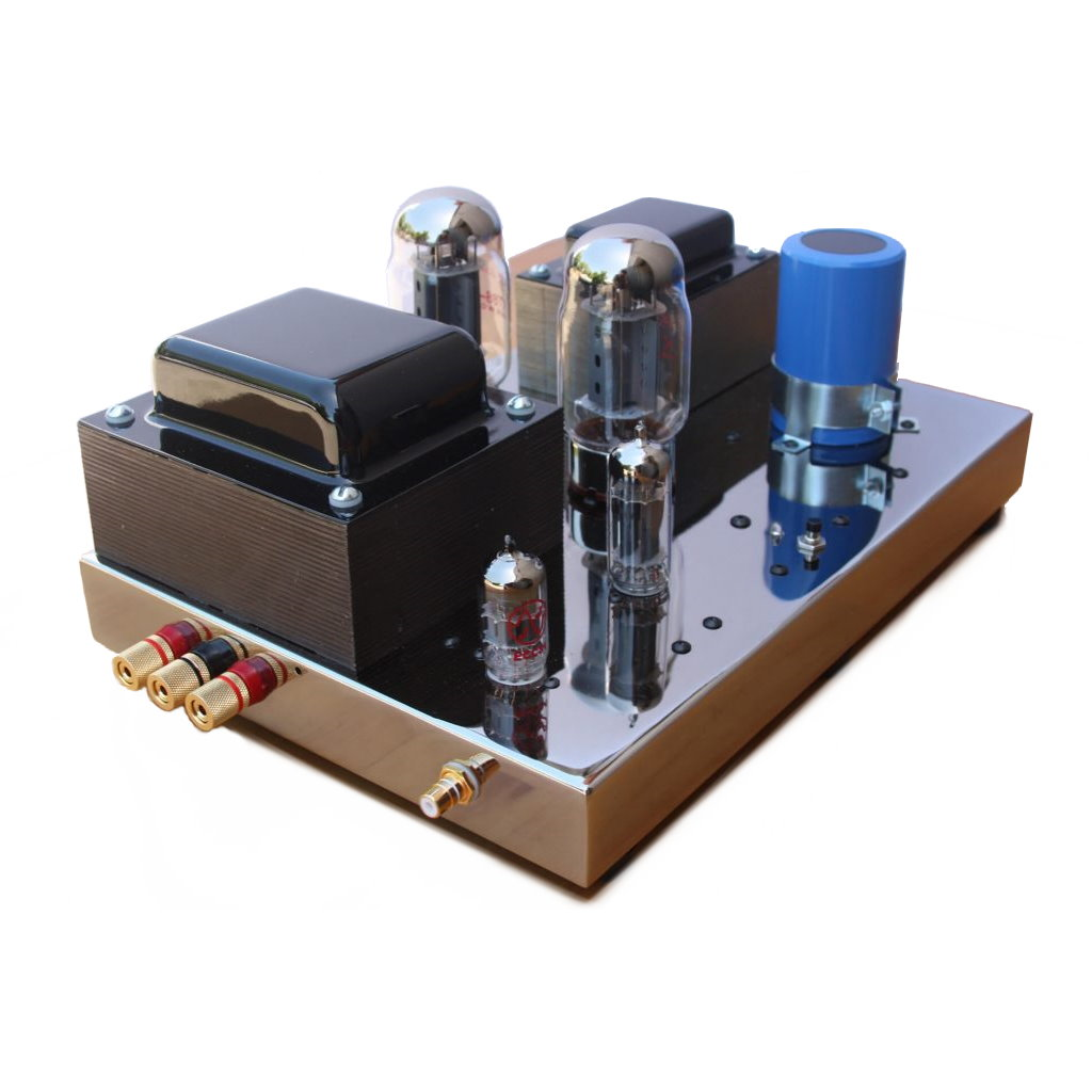 Quality Audio Store In San Antonio Tx Galen Carol Cable Remote Wiring Diagram For Sa 200 Quicksilver Sixty Watt Mono Tube Power Amplifier
